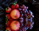Fruit Reflections, by Marge Keyes